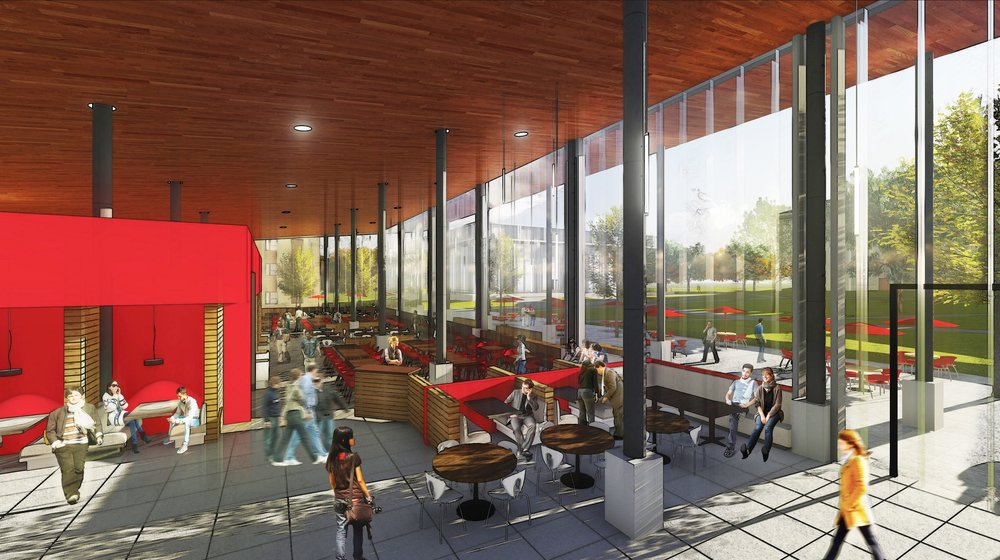 University of Nebraska – Lincoln East Union Master Plan
