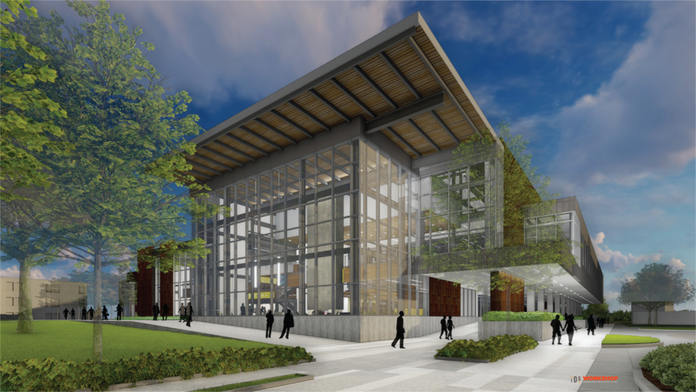 Oakland University Breaks Ground on Oakland Center Renovation