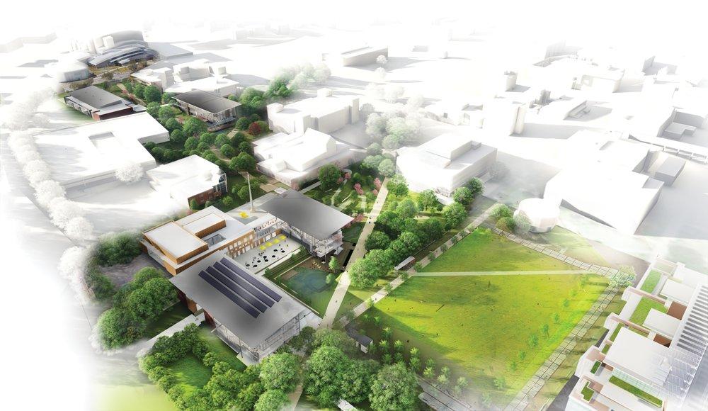 Georgia Institute of Technology Campus Center