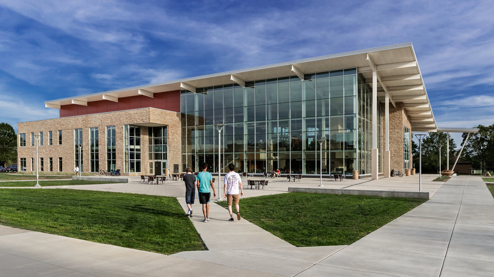 University of Illinois Springfield Student Union