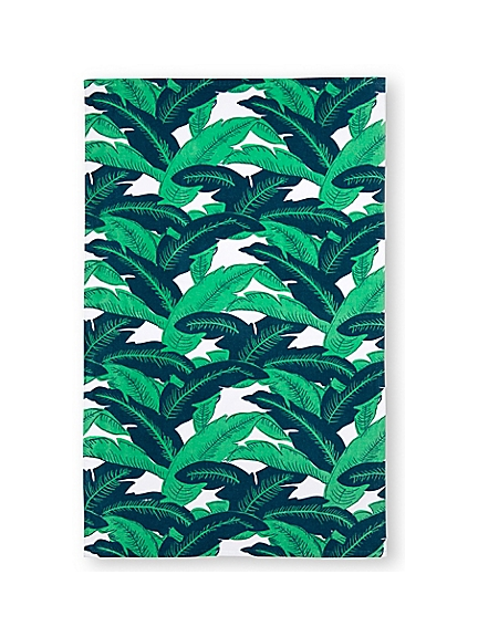 PALM LEAVESBEACH TOWEL -