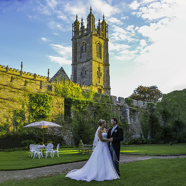 Thornbury Castle Wedding Venue Photographer