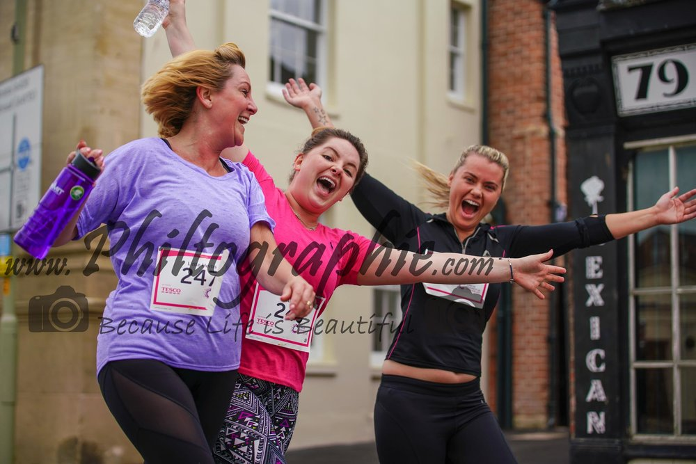 Gloucester 2017 Race for Life