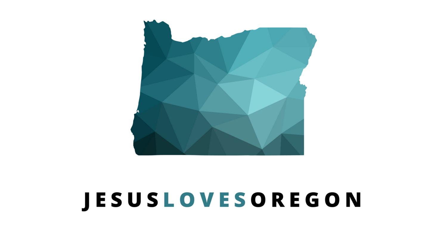 JESUS LOVES OREGON