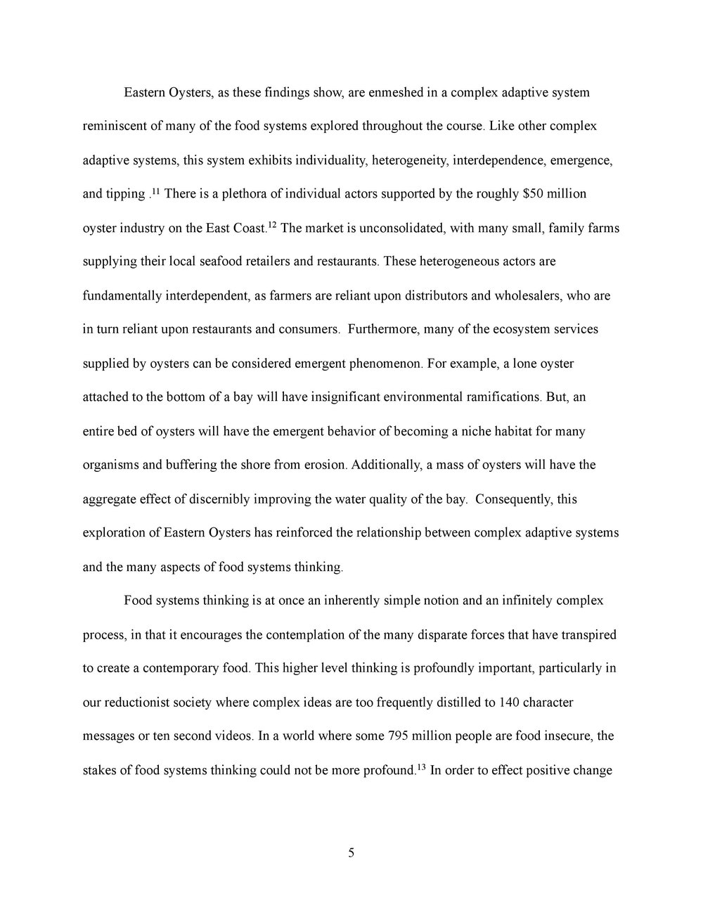 Ode To Oysters Pupil Magazine 0005 Jpg. Essay Questions For The Scarlet  Letter Sample Argumentative Essay