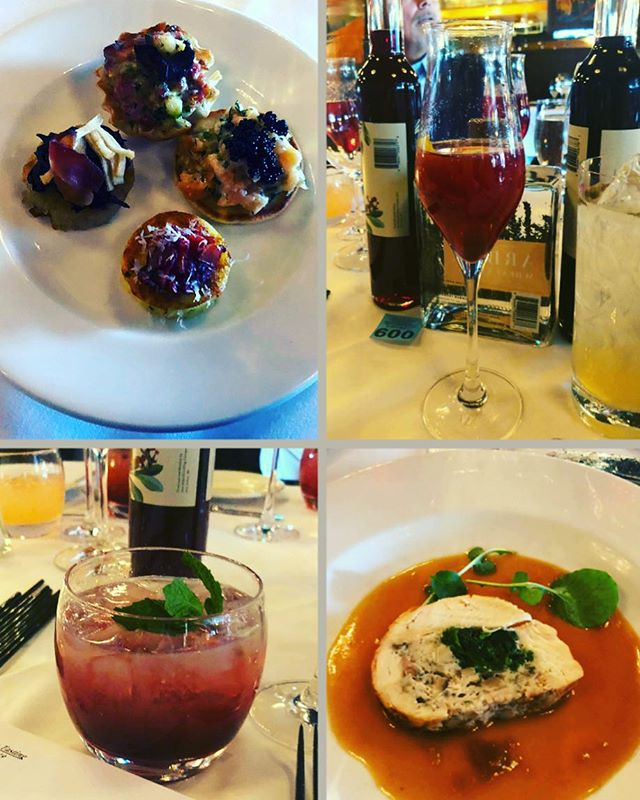 Wow! Andiamo and Chef Oppat blew us away at a food tasting this week!#jrturnbull #eventplanning #detroit