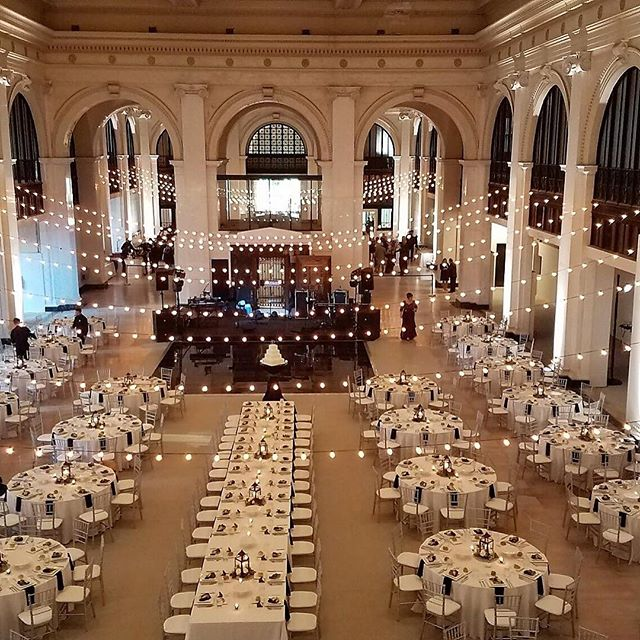 Venue searching! State savings bank has history, restored character and an amazing vault that guests will love to check out! #JRT #eventplanning #detroitevents