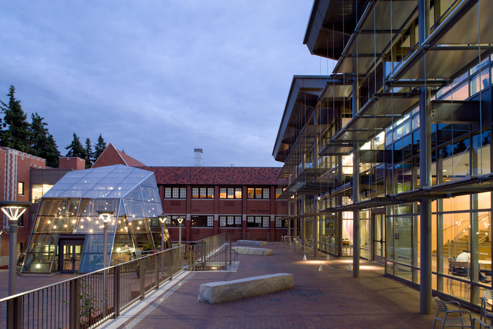 University of puget sound u biella lighting design