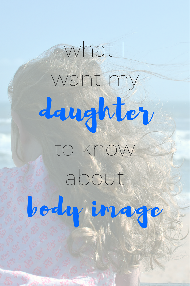 daughter body image
