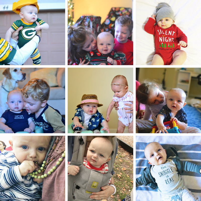 Lewis First Birthday Collage #2.png