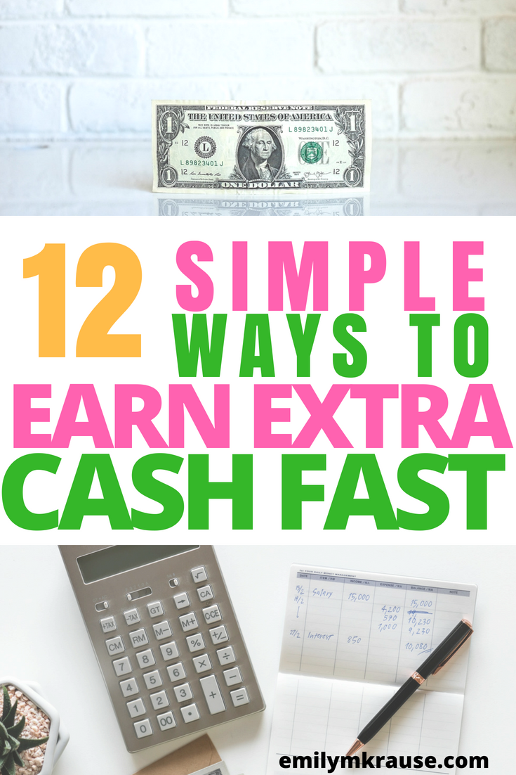 12 simple ways to earn extra cash fast.png