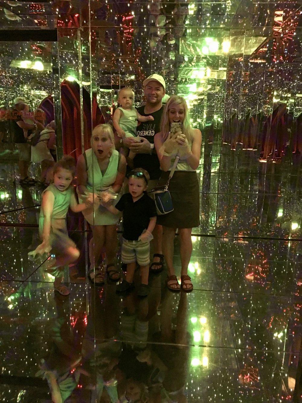 Mirror Maze!