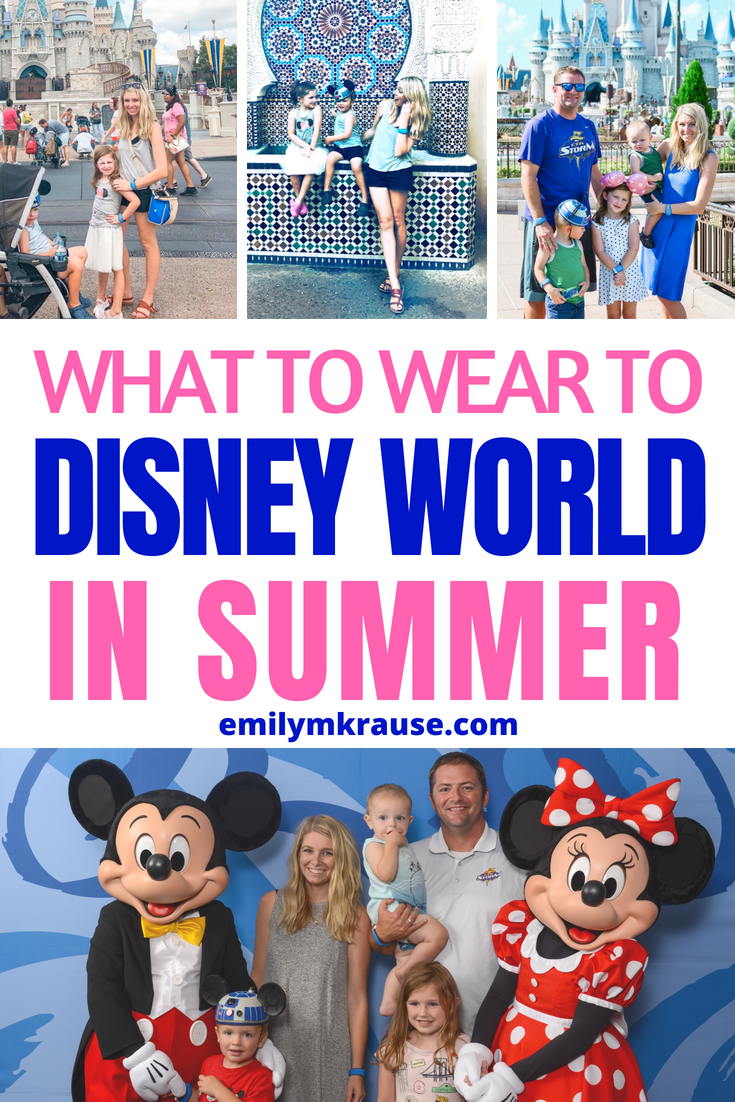 what to wear to Disney World in summer.png