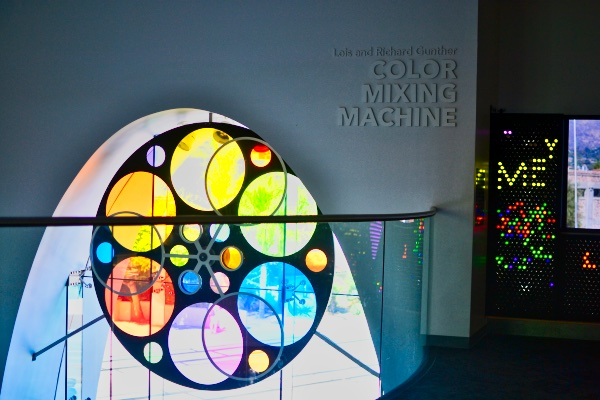 Color Mixing Machine MOXI Santa Barbara