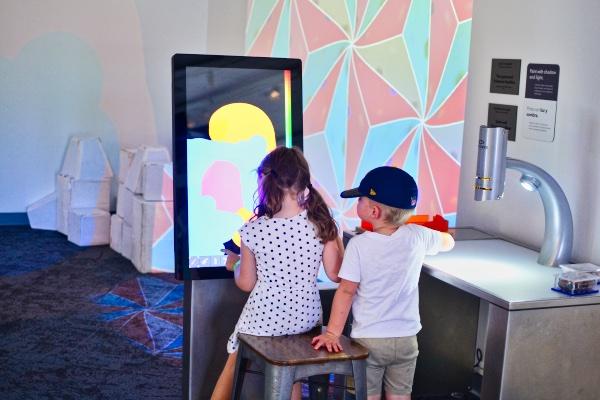 MOXI children museum in Santa Barbara