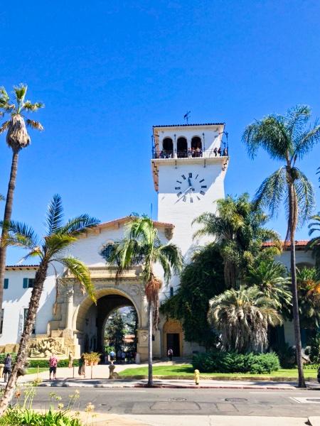Santa Barbara Courthouse Clock Tower.jpeg
