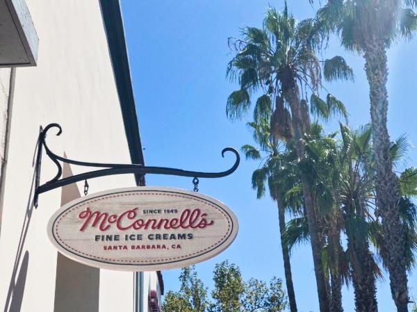 McConnell's Fine Ice Cream Santa Barbara