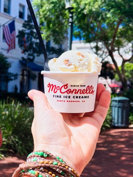 Ice Cream in Santa Barbara