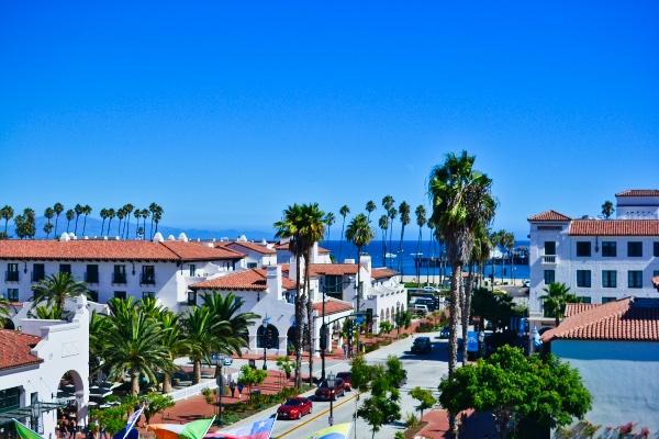 Santa Barbara California with kids