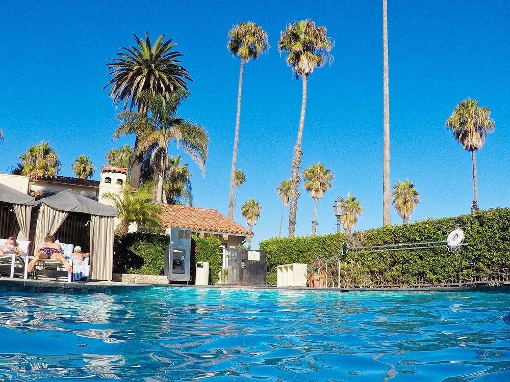 Hotel Milo Santa Barbara Pool