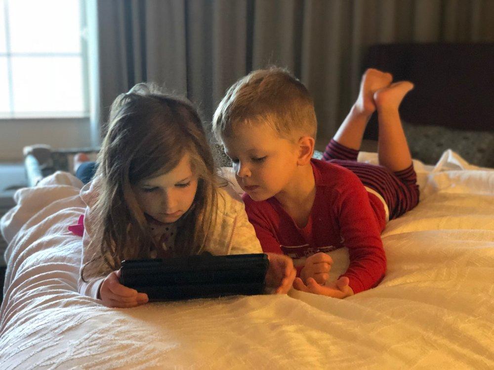 kids on Kindle
