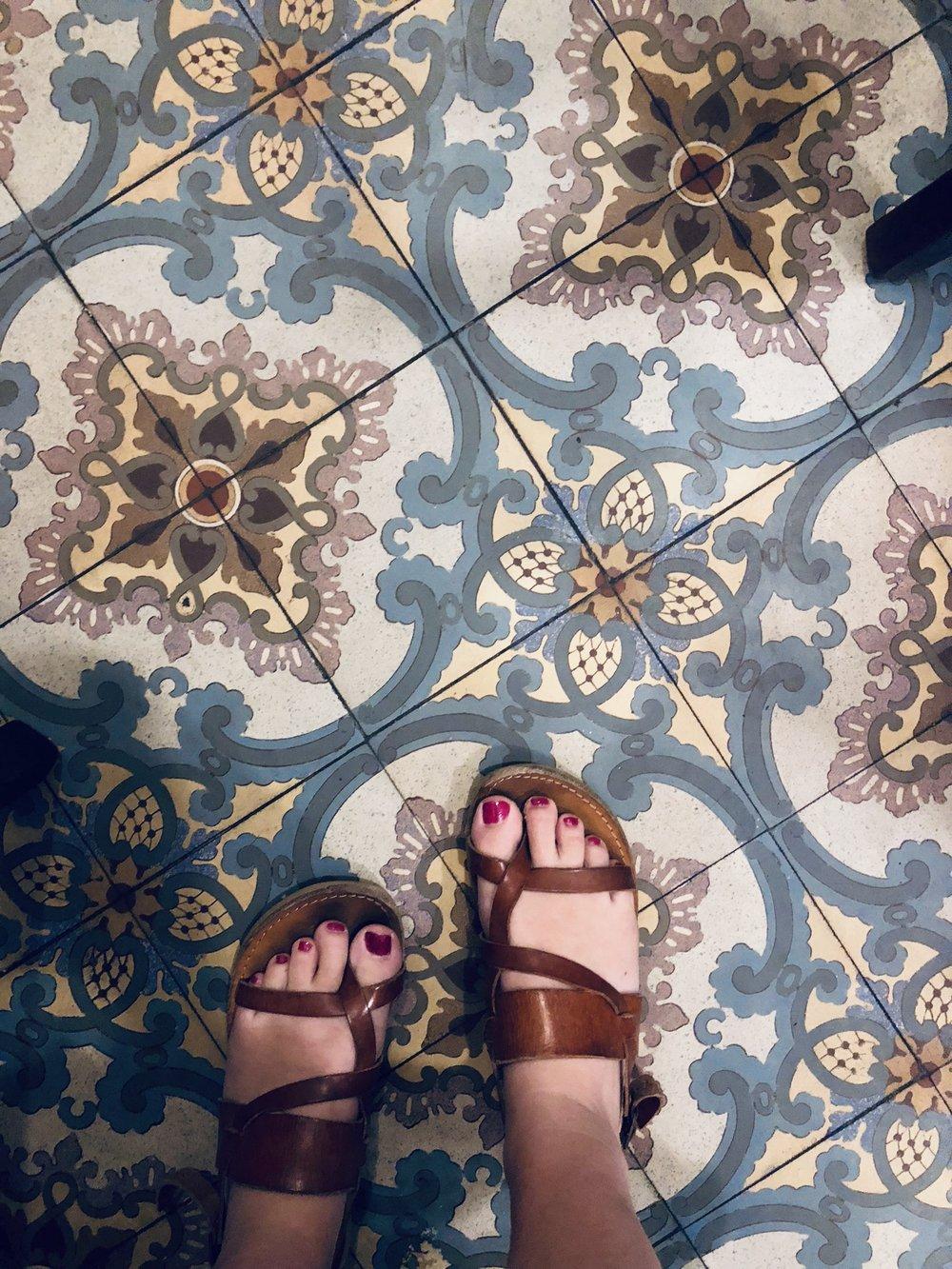 floor design in rio