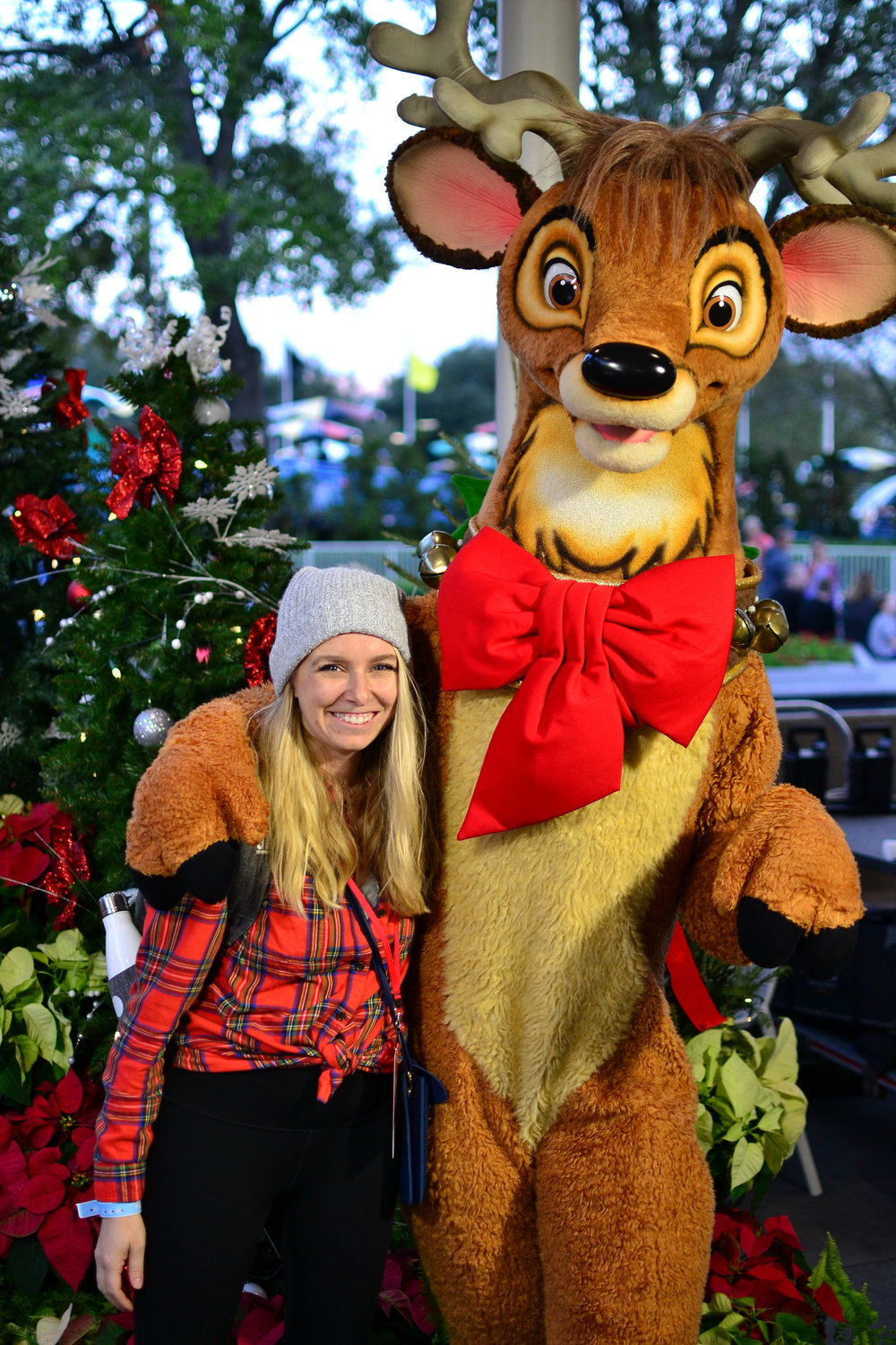 a68f4ae4fa There are a few characters at Mickey s Very Merry Christmas Party that you  don t normally see around the park