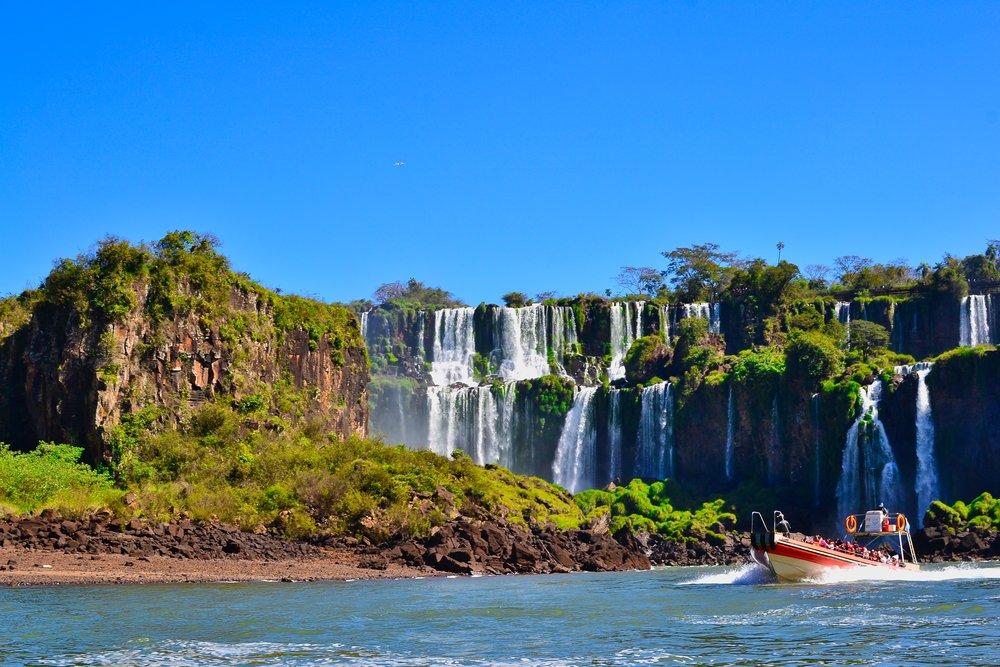 GoPro Photo of Iguazu Falls