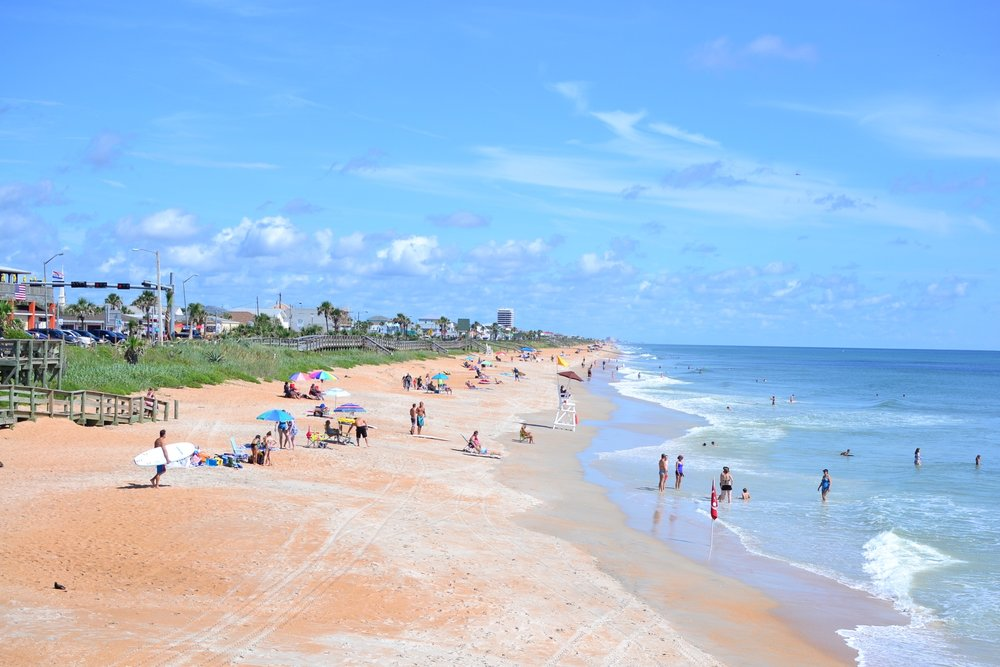 Flagler Beach, Florida with Kids