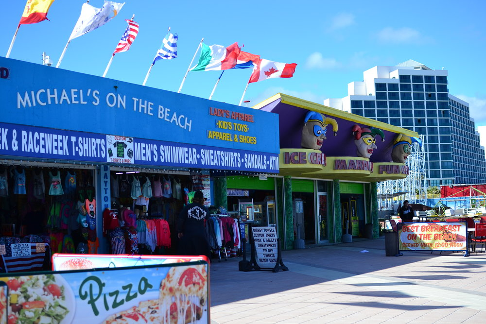 What to do on the Daytona Beach Boardwalk with Kids