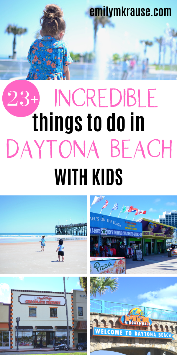 With all the spring break crowds, is Daytona Beach family friendly? I say yes! There are so many cheap and free things to do with kids in Daytona Beach! Here are our favorite activities Daytona Beach family restauran.png