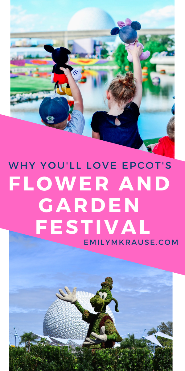It's the best time of year to go to Epcot! Here are the best Flower and Garden Festival tips and what you'll enjoy at the Flower and Garden Festival this spring. Enjoy the springtime fun at Disney World with your who.png
