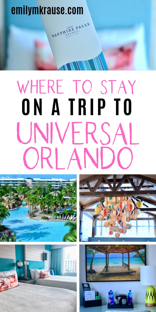 Need a family friendly Universal Orlando Resort? One of the best hotels for Universal Orlando is Loews Sapphire Falls Resort. Here are 9 reasons you'll love Loews Sapphire Falls Resort and what to do there!.jpg
