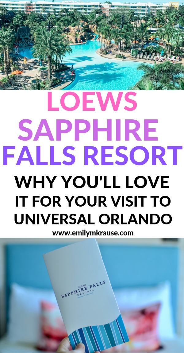 Looking for the best hotel at Universal Orlando? One Universal Orlando family friendly resort that's also budget-friendly is Loews Sapphire Falls Resort. Here are 9 reasons why you'll love Loews Sapphire Falls Resort-2.jpg