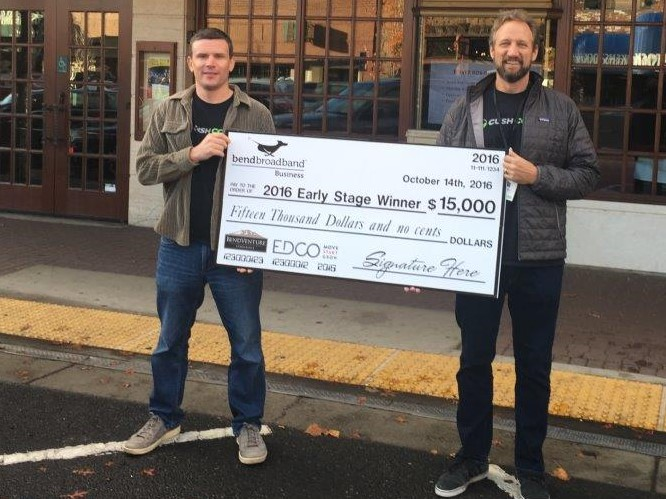 2016 Bend Venture Conference - Early Stage Company winner
