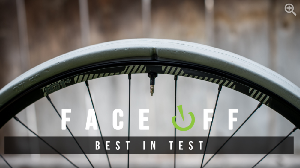 1st Place: CushCore - Best in Test - -Vital MTB
