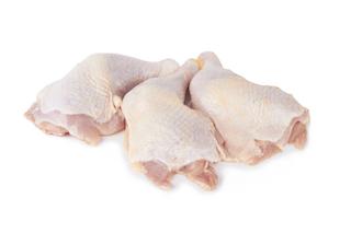 chicken bone in leg