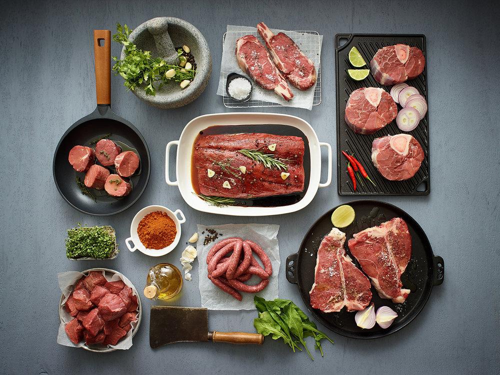 Meat & Produce