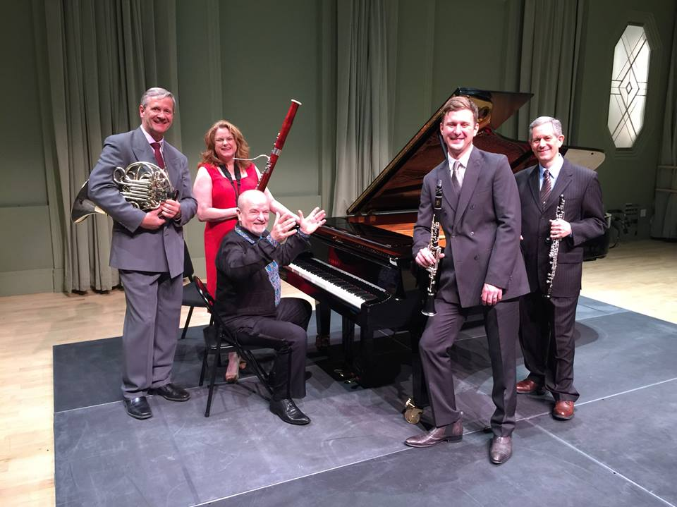 After performing for the Las Vegas Philharmonic Spotlight Series at The Smith Center with Bill Bernatis, Mykola Suk, Cory Tiffin, and Stephen Caplan