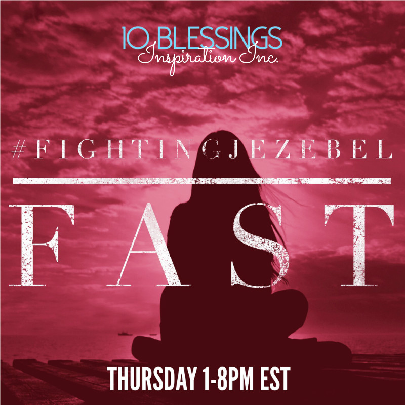 TODAY: #FightingJezebel Fast [Meet us for the Series Finale