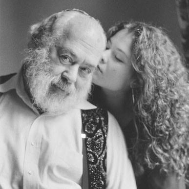 Shlomo and Neshama Carlebach