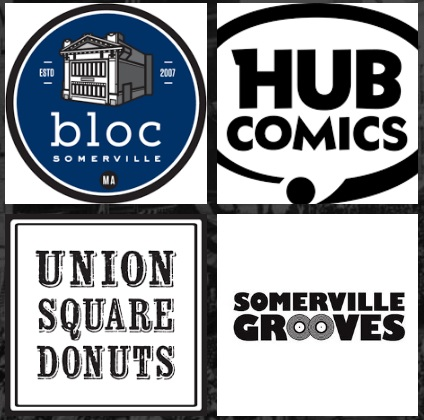 Union Square logos