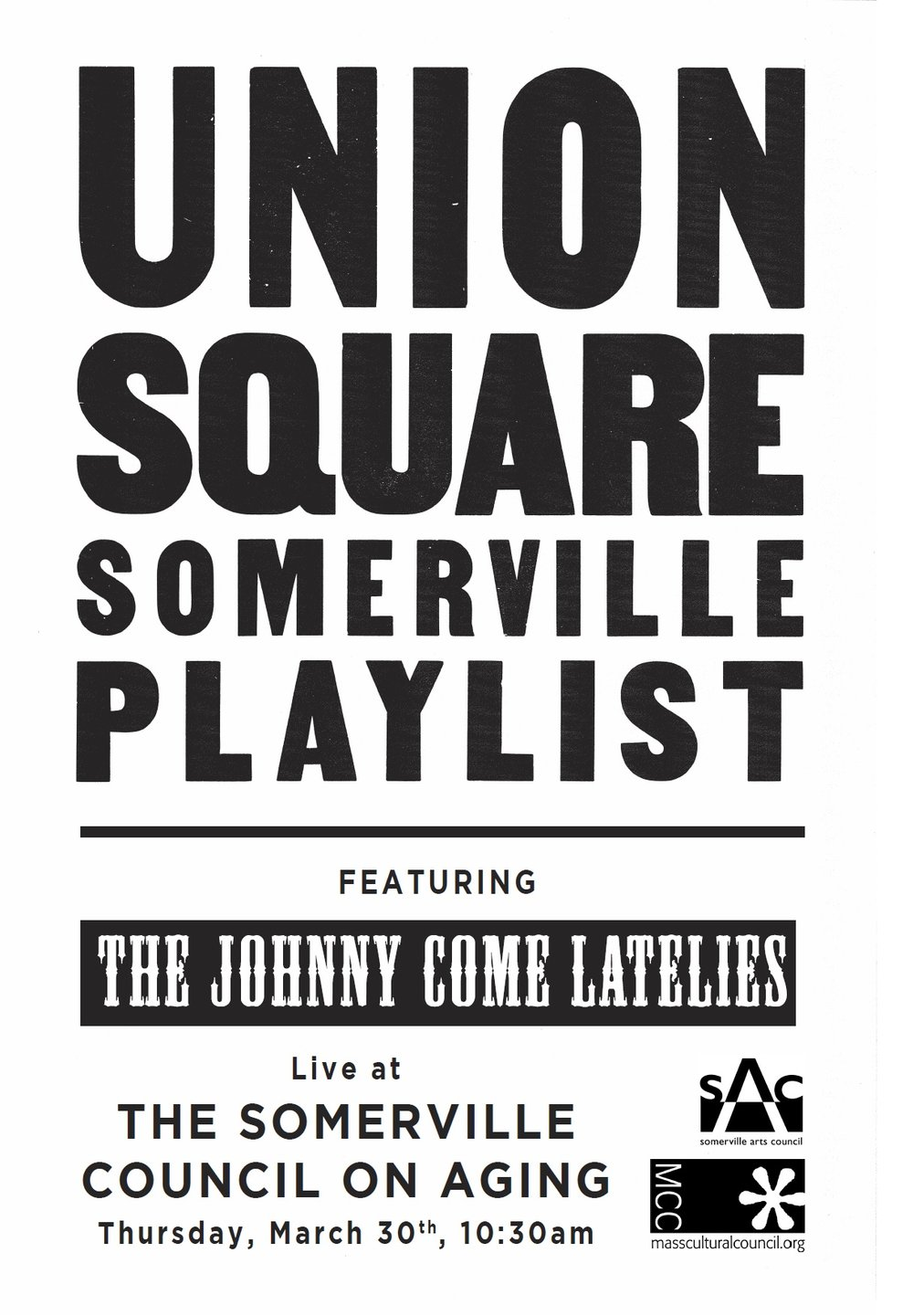 Johnny Come Latelies - Somervile Council on Aging.jpg