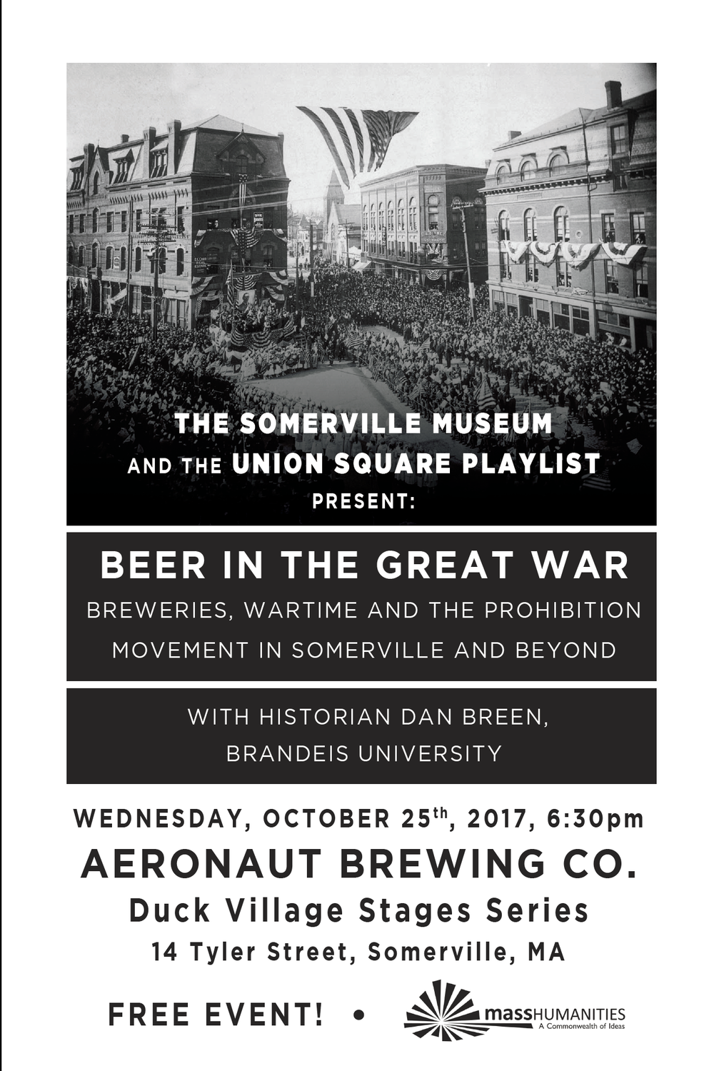 Beer in the Great War at Aeronaut.png