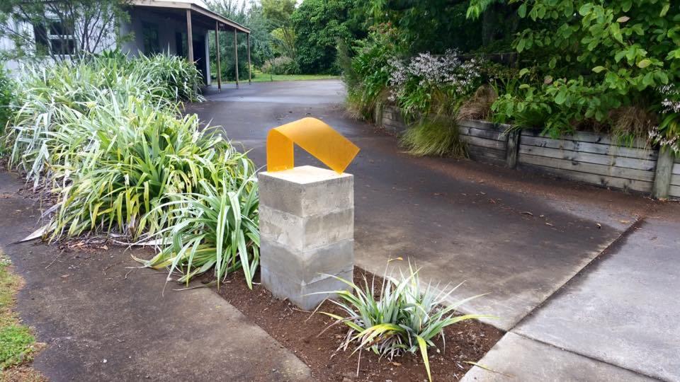 Sculpture #4, 2015.