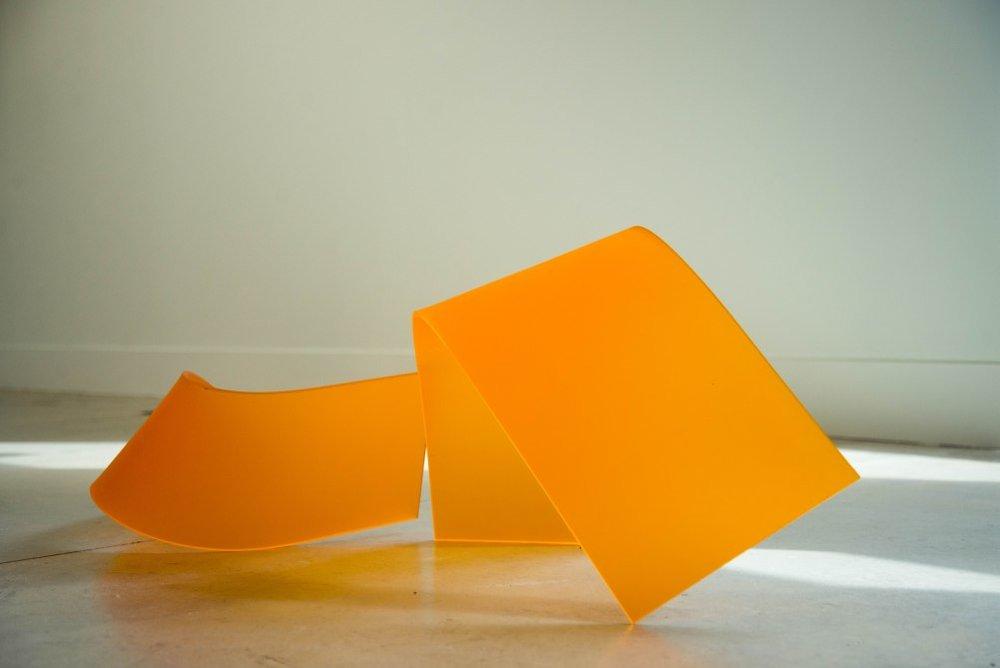 Sculpture #4, #5, 2015.