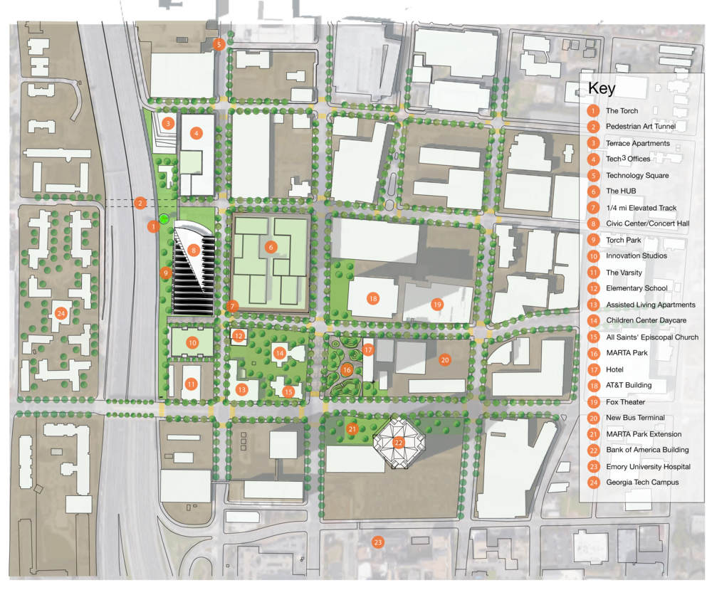 Conceptual Site Plan (others)