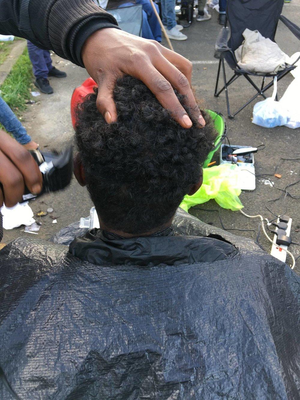 Care4Calais barbers shop.jpg
