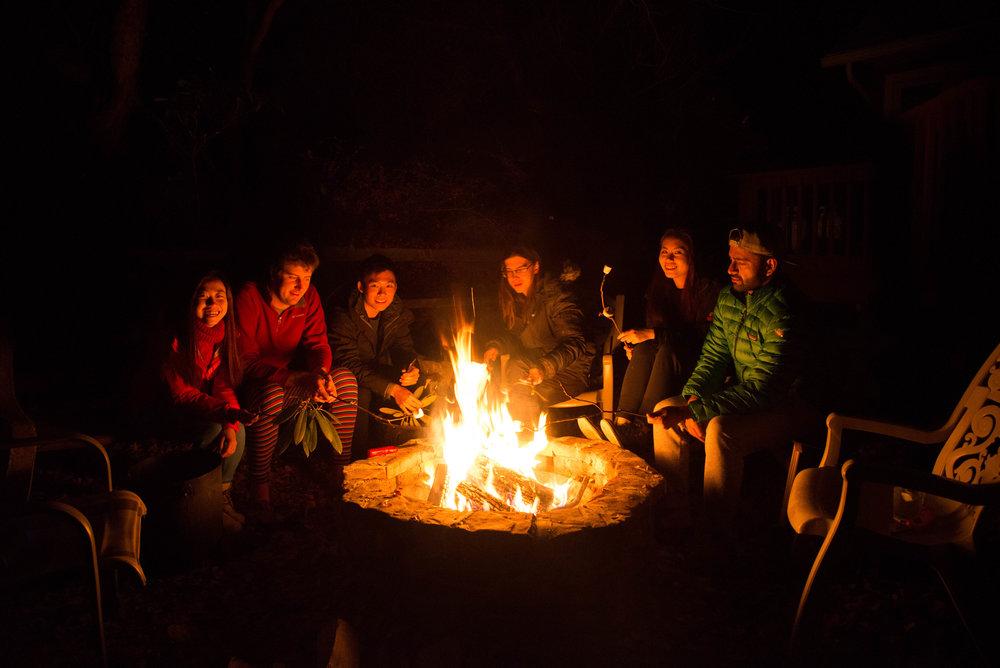 Metric-Collective-Poconos-Campfire