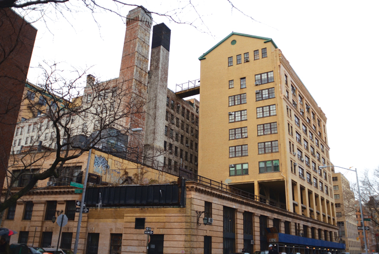 Westbeth Artists Housing today